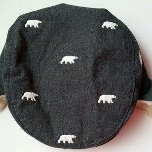 Gymboree Polar Bear Lodge Ear Flap Hat